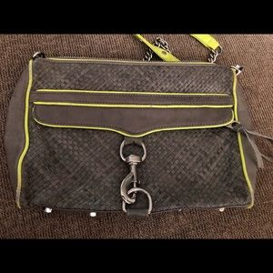 Authentic Rebecca Minkoff convertible handbag